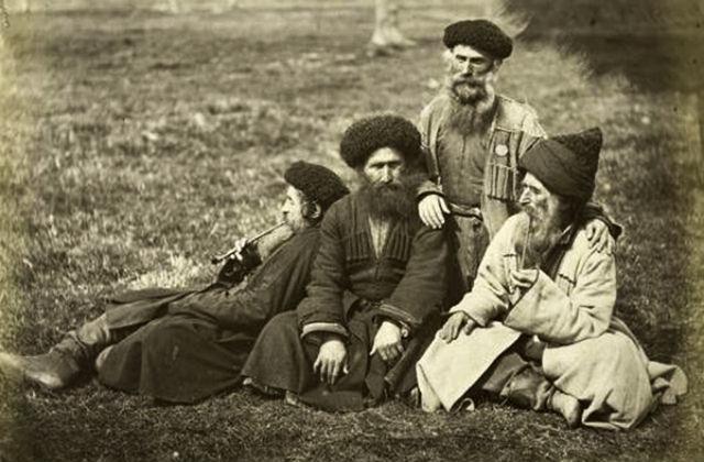Горские евреи: New York Public Library