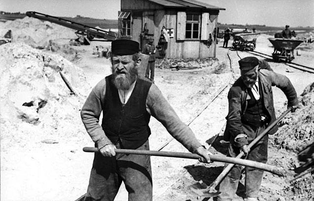 Евреи Югославии на принудительных работах, 1941