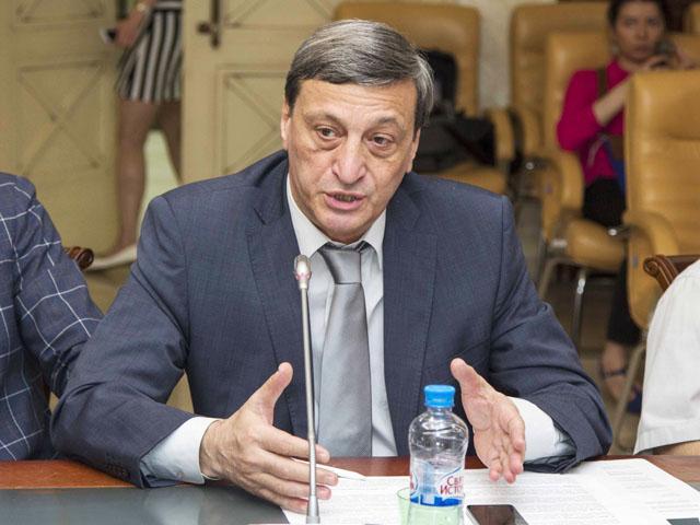 Глава Джавакхской диаспоры России Агаси АРАБЯН