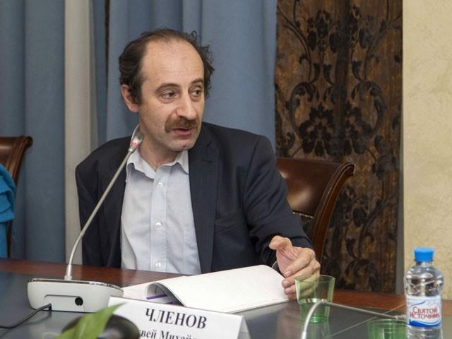 Директор Музея еврейского наследия и Холокоста (Москва), РЕК, Александр ЭНГЕЛЬС