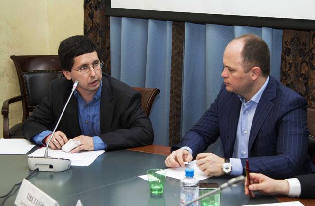 Михаил ЧЕРНОВ и Антон ЦВЕТКОВ