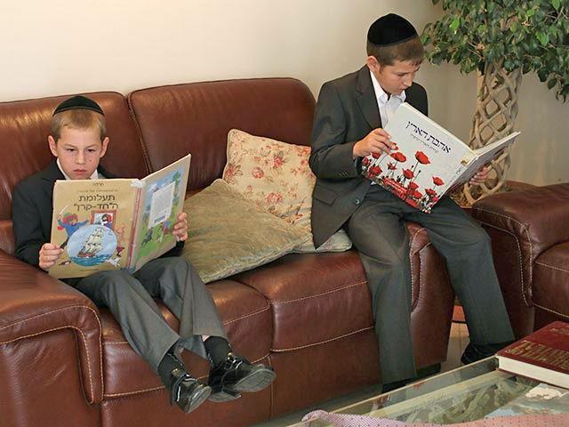 В Москве на Хануку начнут бесплатно рассылать еврейские детские книги