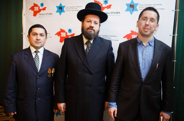 Ленур Усманов: «Высказывания Порошенко о наличии антисеметизма в Крыму, не имеют под собой никаких оснований»