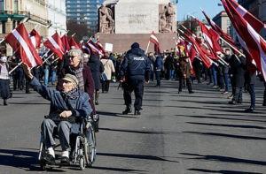 96 ветеранов Латышского легиона СС, которые еще живы